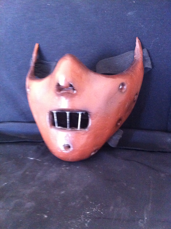 Hannibal muzzle on Behance