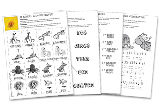 Scholastic Club Leo Hispanic Heritage Calendar on Behance