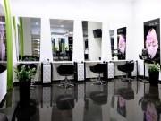 rumyantseva's beauty salon interior