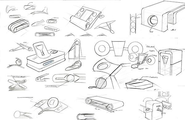 Oblivion Design Language Products on CCS Portfolios