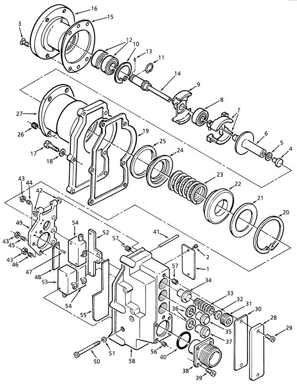 BR725 Engine on Behance