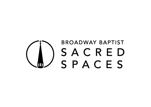 Broadway Baptist Church capital campaign logo concepts on