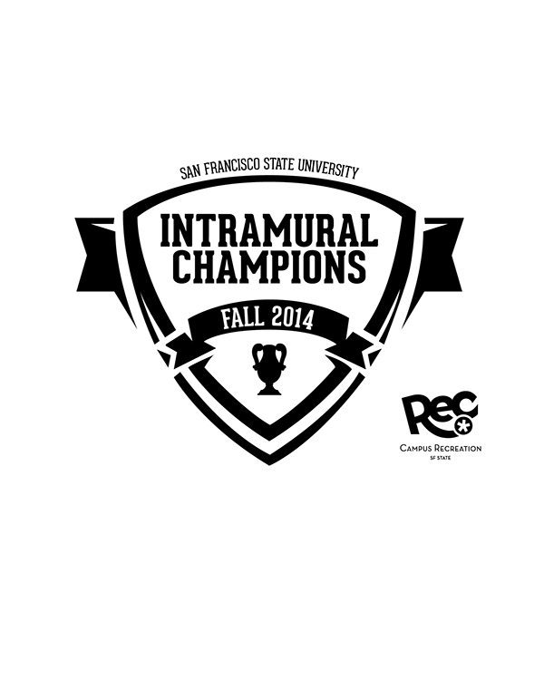 Intramural Champions Shirts on Behance