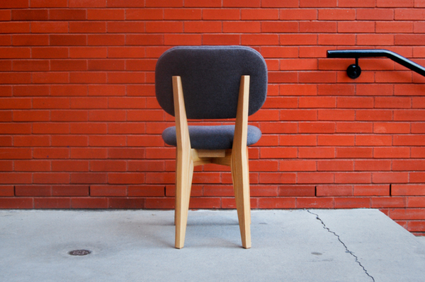 Poof Chair on Behance