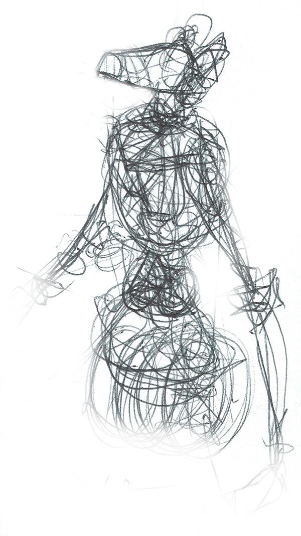 Anubis, social humanoid robot 2013 on Behance