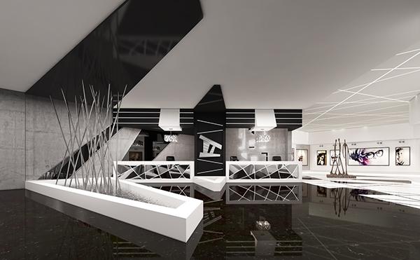 deconstruction gallery on Behance