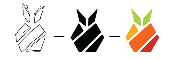 logo design fruit themes