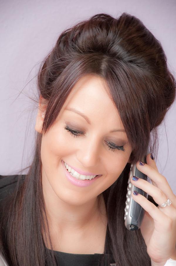 Models for Valerie beauty salon on Behance