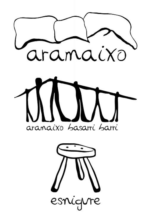 Corporative Identity Manual Aramaixo, ABB and Esnigure on