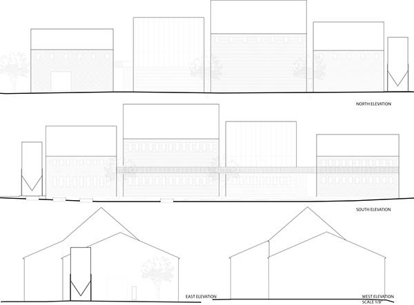 Buzzards Bay Brewery Net-zero energy Passive House on RISD