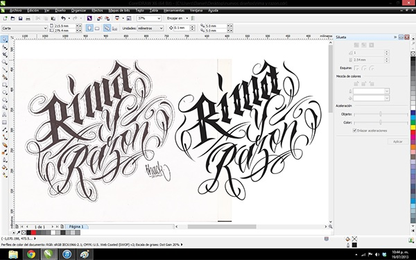 RIMA Y RAZON x BHACK x FATMIKE on Behance