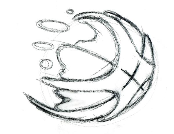 Logo FIBA Preolímpico de baloncesto Caracas 2012 on Behance