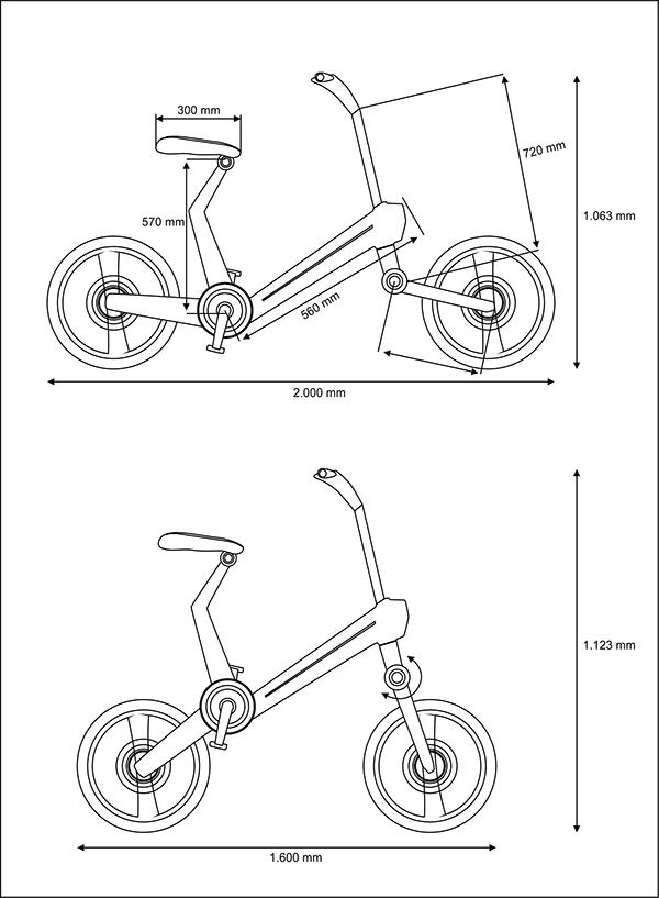 Moon Bike 2.0 on Behance