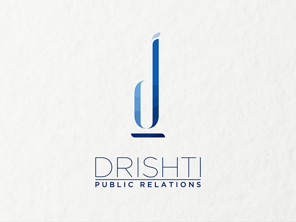 Drishti Public Relations: Corporate Identity on Behance