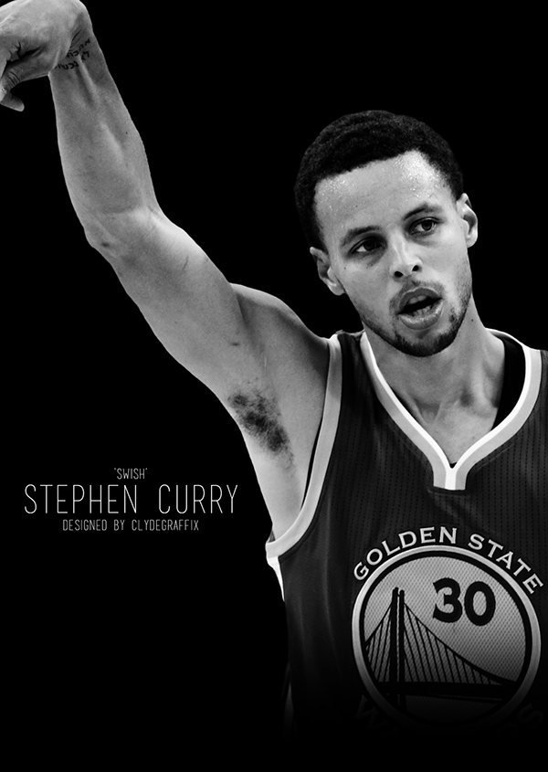 best sneakers f6a65 088b4 Stephen Curry Swish On Behance