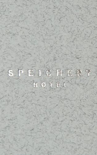 SPEICHER 7 HOTEL on Behance
