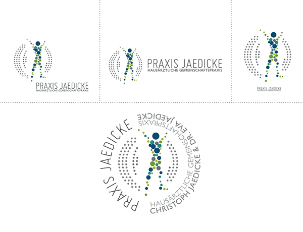 Praxis Jaedicke Identity on Behance