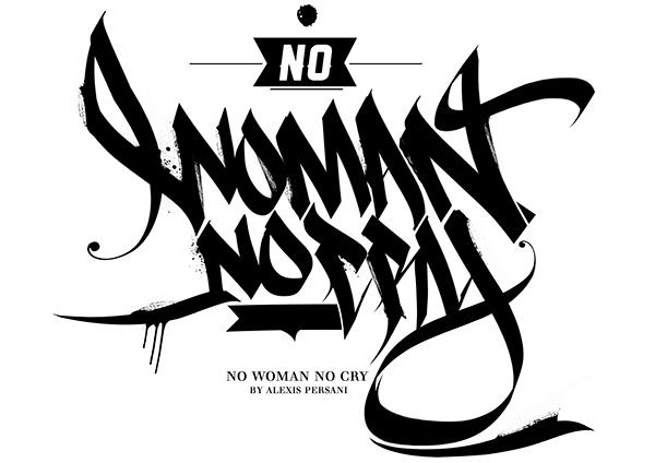 Black & white Calligraphy /// on Behance