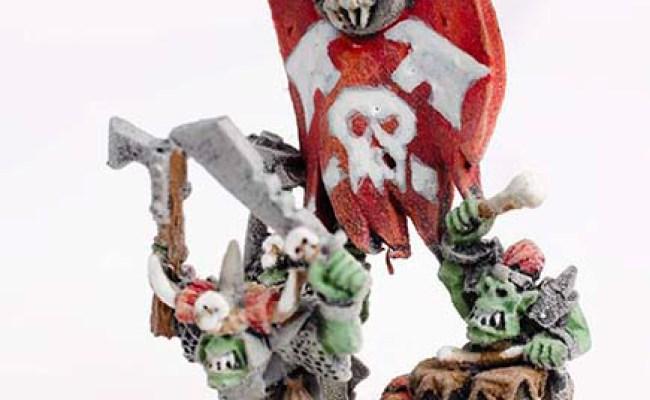 Warmaster Orcs And Goblins On Behance