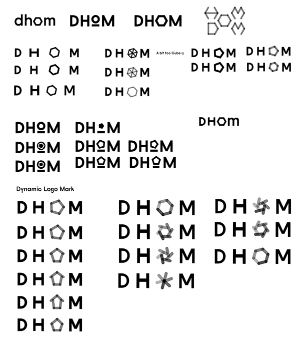 DHOM Campaign on RISD Portfolios