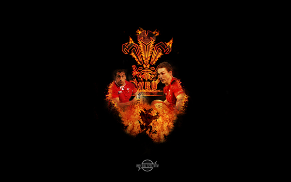 Pretty Quote Wallpapers Wales Rugby Union Wru Wallpaper On Behance