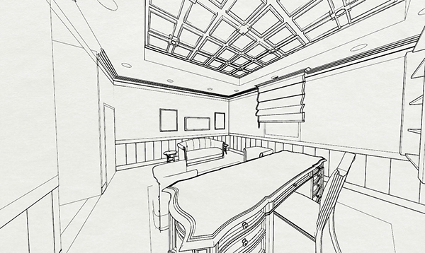 Government Building Office Design on Behance