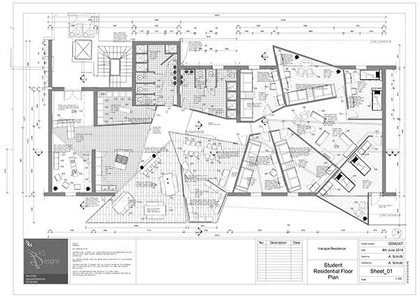 3rd Year: Interior Design Portfolio on Behance