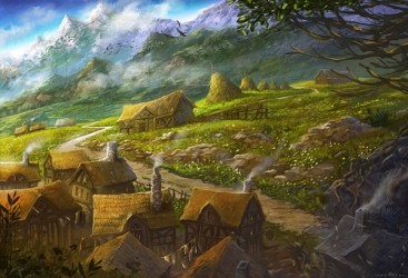 Lord of the Rings: The Card Game on Behance