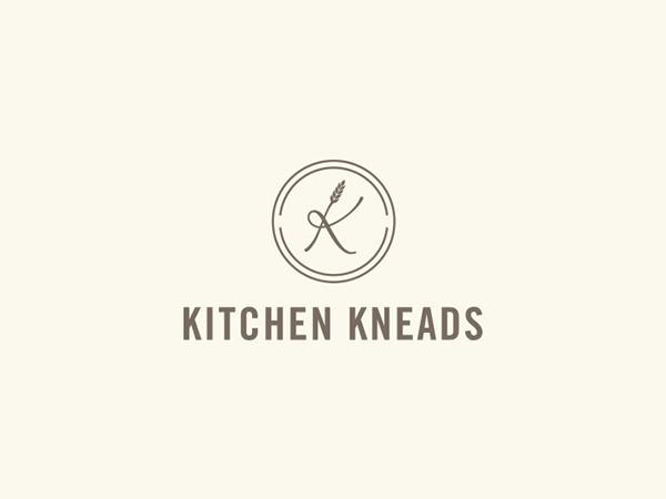 Kitchen Kneads Brand Identity on Behance