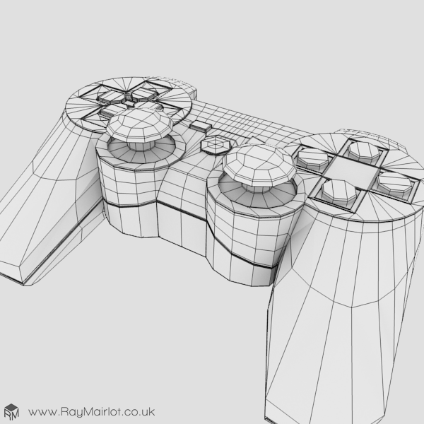 PS3 Controller on Behance