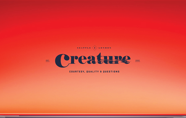 Creature Identity on Behance