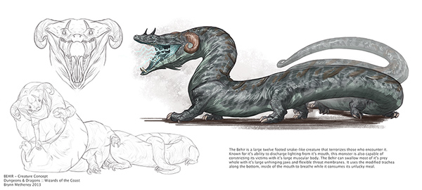 DESIGNING FOR DUNGEONS & DRAGONS 5TH EDITION on Behance