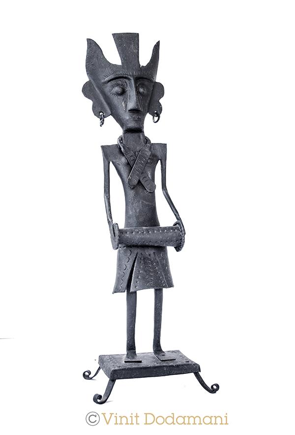 'Iron Sculptures' (Product Shoot) on Behance