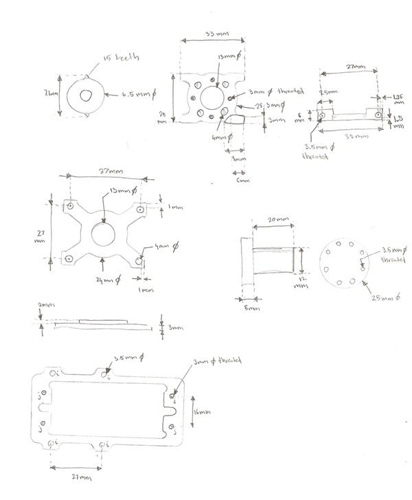 Design of a Robotic Arm on Behance