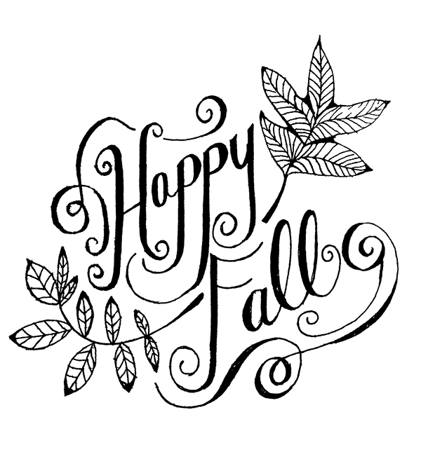 Happy Fall! on Behance