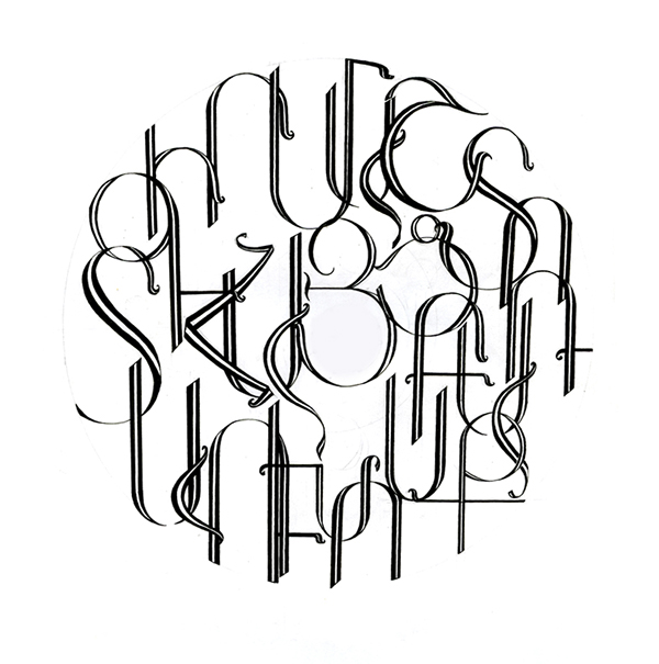 Armenian typography on Behance