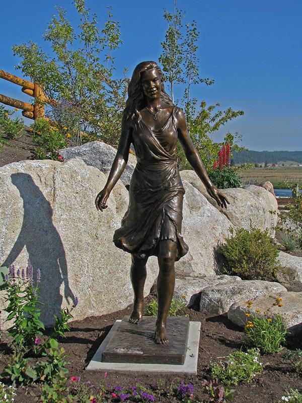Custom Bronze Monuments  Bronze Portrait Sculpture on Behance