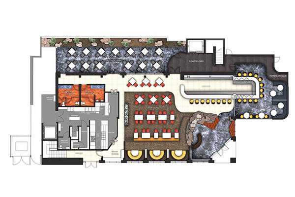 Restaurant  Nightclub Design  FENH on Behance