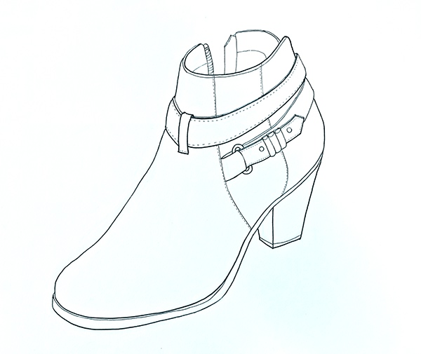 Wire Shoe on RISD Portfolios
