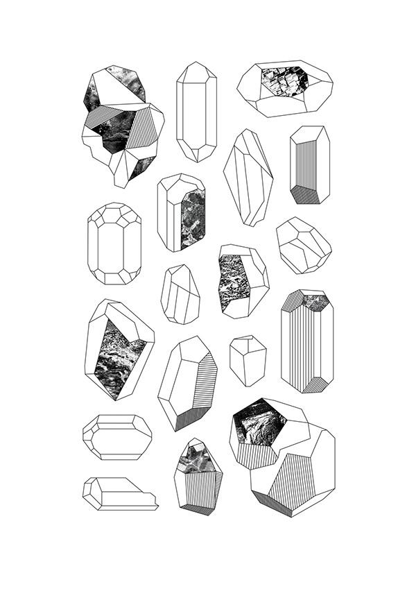 Stones. on Behance