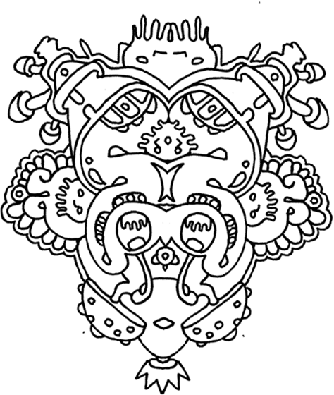 REEF Typeface on Corcoran Portfolios