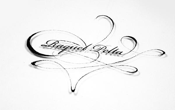 Type & Lettering 2012 on Behance