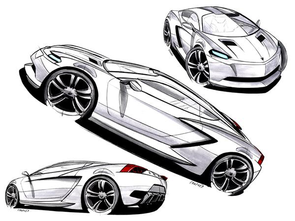 Design Automotivo on Behance