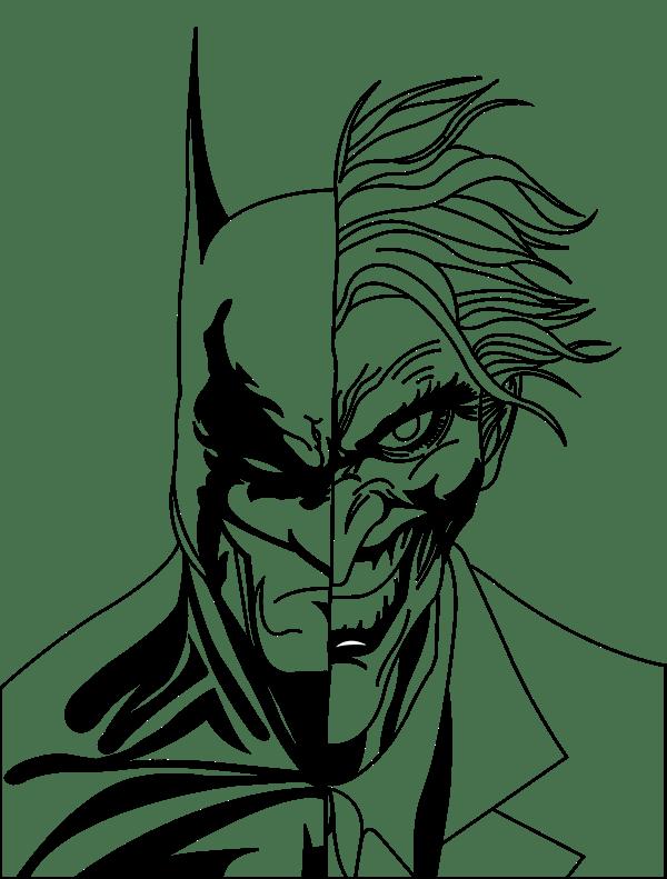 Batman & Joker on Wacom Gallery