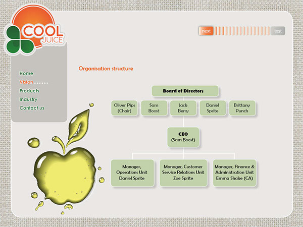 Adaptive Learning Lesson - Web component MAAF on Behance