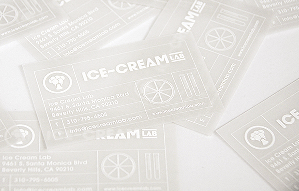 Ice Cream Lab on Behance