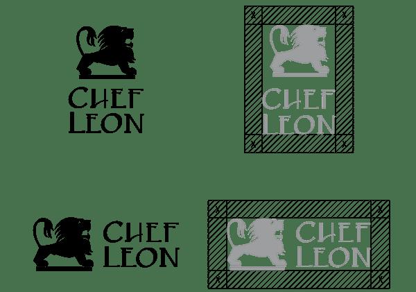 Chef Leon / Brand Manual on Behance