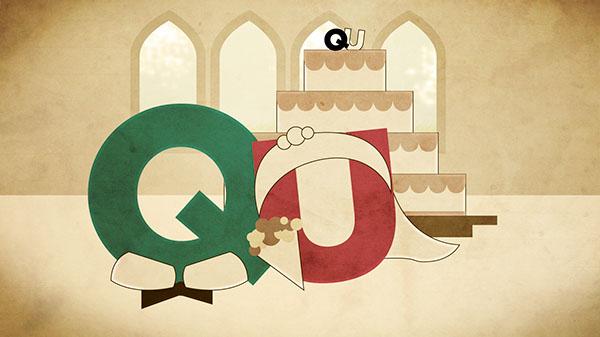 Q + U on Behance
