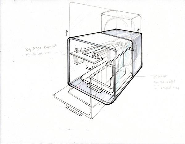 Design Internship at Voxel8 on RISD Portfolios