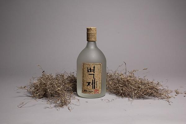 KOREAN DRY GIN on Behance